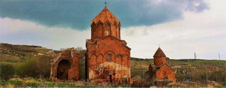 Marmashen-monastery-complex