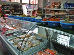 Tornik Gor grocery store